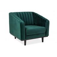 Fotel Asprey Velvet 1